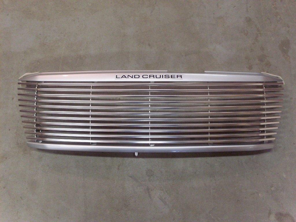решетка тюнинг Land Cruiser 100 new 03- алюм