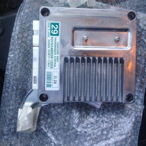 Блок управления коробкой передач COROLLA  150 (робот)