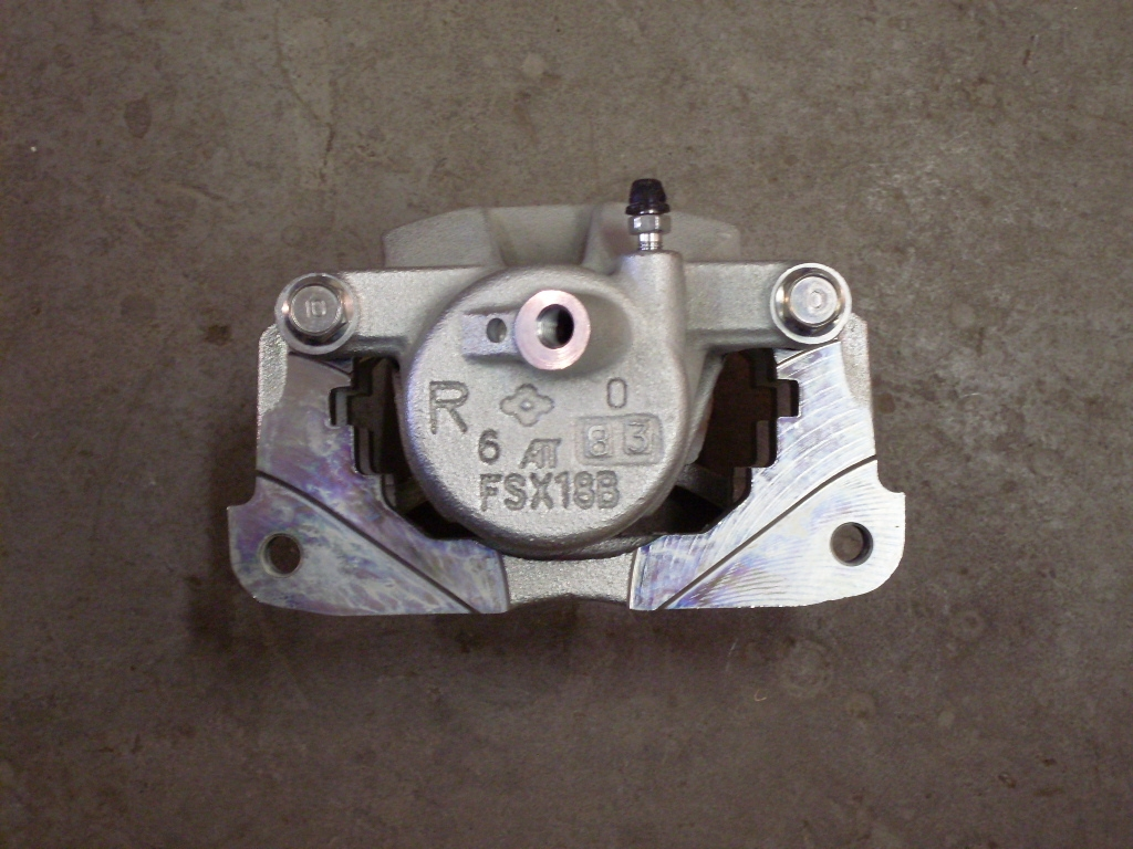 Суппорт тормозной передний правый RAV4 (ACA2)